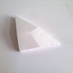 3D Crystall 03 - Треугольник - 160 р./шт.