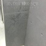 Панели под бетон монтаж в прихожей