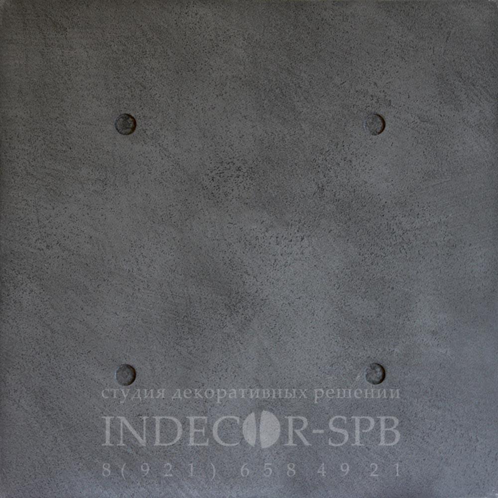 Панели под бетон темные
