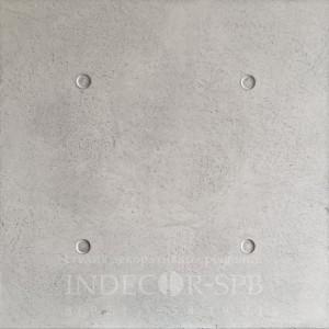 Стеновая панель из декоративного бетона