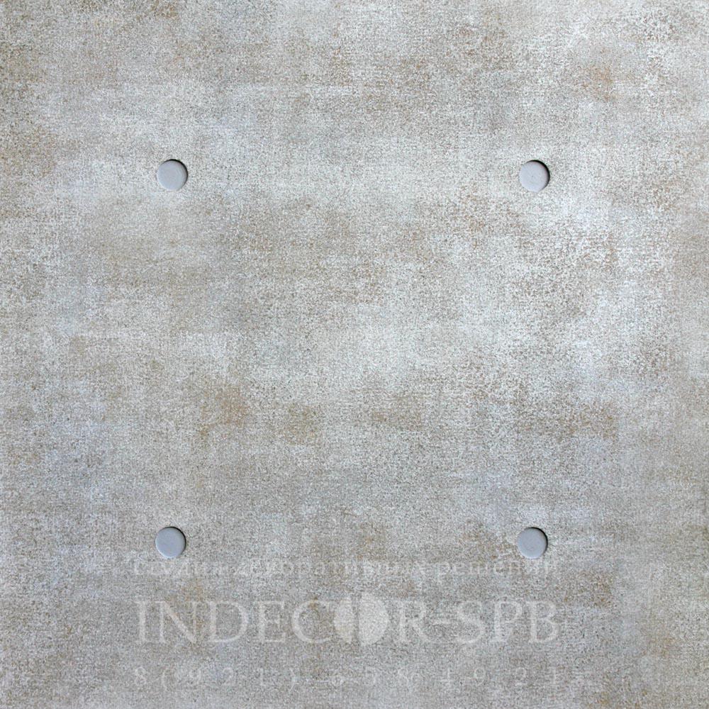 Декоративная панель с имитацией ржавого бетона