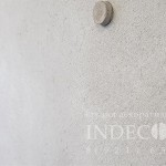 Осветленные панели под бетон с бетонными заглушками