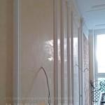Венецианская штукатурка под камень в зеркалах