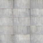 Стена из уличного бетона при помощи панелей ArtLoft