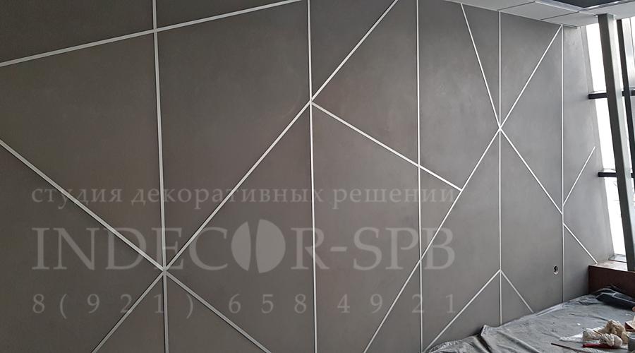 Арт бетон панели керамзитобетон работа цена