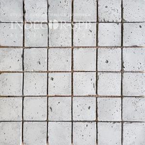 Мозаика в стиле Лофт из бетона