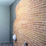 Отделка стен в стиле Лофт