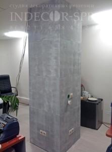 стеновые панели под бетон