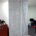 гибкие панели под бетон