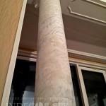 Венецианская штукатурка для колонн