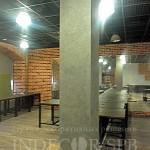 декоративная отделка колонны под бетон