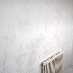 Венецианская штукатурка с серебристым блеском