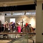 Венецианская штукатурка в магазине одежды