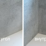 Панели под бетон углы